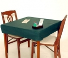 Supreme Bridge Tablecloth Green