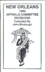 Appeals Committee Decisions 1995 New Orleans
