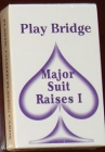 E-Z Deal Cards for Play Course - Major Suit Raises I