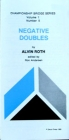 Pamphlet - Cbs #05 - Negative Doubles - Alvin Roth