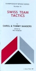 Pamphlet - CBS #15 - Swiss Team Tactics - Carol and Tommy Sanders