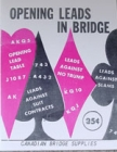 Pamphlets - Opening Leads in Bridge - Tom Smith