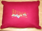 Bridge Decorator Items - Cushion With Bridge Design