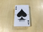 Double Deck of Jester Cards - 100% Plastic