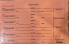 Entry Forms - Tournament - Team - 500 Pink Sheets