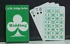 ACBL Bridge Series Bidding in the 21St Century E-Z Deal Cards - Club Series by Audrey Grant and Betty Starzec