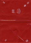 Bridge - Plastic Duplicate Wallets-Red. #17-24