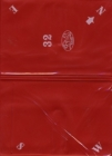 Bridge - Plastic Duplicate Wallets-Red. #9-16