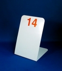 Bridge - Table Number (1-14) Red