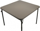 "Samsonite 34"" Folding Bridge Table Cards Table Chicory"