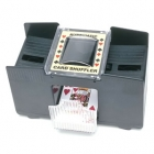 Card Shuffler 4 Deck Automatic Battery Operated