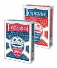 Imperial Playing Cards Poker Size Twin Pack