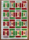 Jannersten - Stickers for Super Plus Duplicate Boards #1-16