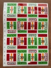 Jannersten - Stickers for Super Plus Duplicate Boards #17-32
