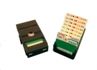Bridge Partner Bidding Boxes Set of 4 Green