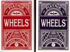 Playing Cards Wheels Bridge - Bulk discounts available