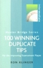 100 Winning Duplicate Tips By Ron Klinger