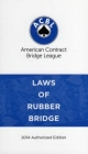 ACBL Laws of Rubber Bridge Book (2014)