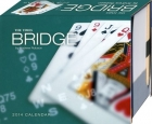 The Times Bridge 2014 Calendar by  Andrew Robson