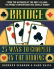 Bridge  25 Ways To Compete In The Bidding - Seagram and Smith