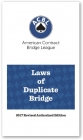 ACBL Laws of Duplicate Bridge (2017 Edition)